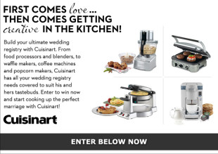 Cuisinart Contest